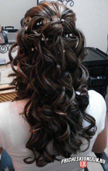 Вы любите пышные волосы можно просто